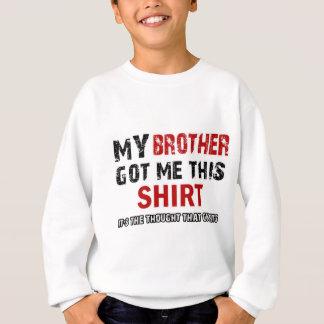 Regalos del hermano polera