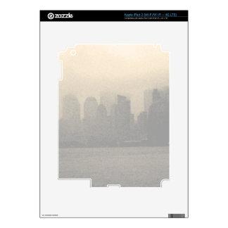Regalos del horizonte NYC de New York City iPad 3 Pegatina Skin