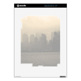 Regalos del horizonte NYC de New York City Skin Para El iPad 2