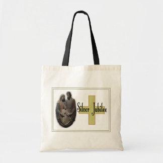 Regalos del jubileo de plata para las monjas bolsas de mano
