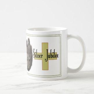 Regalos del jubileo de plata para las monjas tazas de café