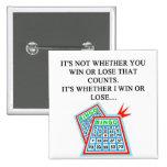 regalos del jugador del bingo pins