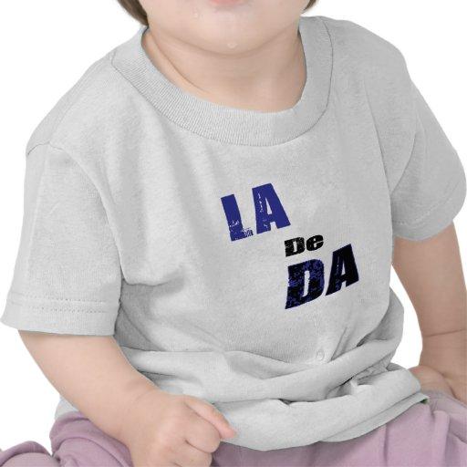 regalos del ladeeda camisetas