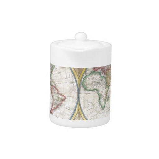 Regalos del mapa del mundo