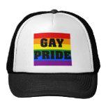 Regalos del orgullo gay gorras
