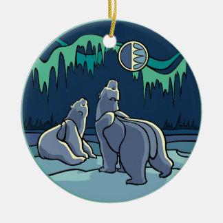 Regalos del oso del recuerdo del oso del ornamento ornato