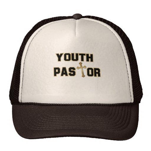 Regalos del pastor de la juventud gorros