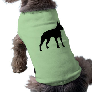 Regalos del perro de Boston Terrier negro Ropa De Mascota