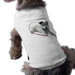Regalos del perro de Jack Russell del amor Playera Sin Mangas Para Perro