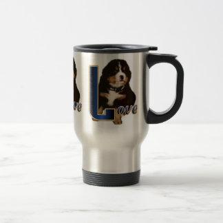 Regalos del perro de montaña de Bernese Taza De Café