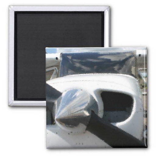 Regalos del piloto del imán de la nariz de Cessna
