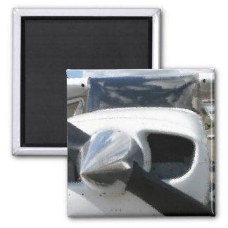 Regalos del piloto del imán de la nariz de Cessna Imanes