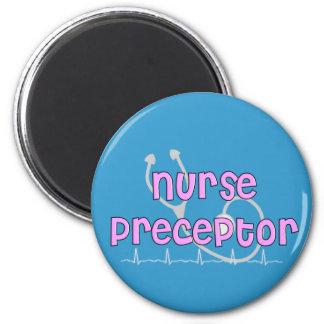 Regalos del Preceptor de la enfermera Imán Redondo 5 Cm