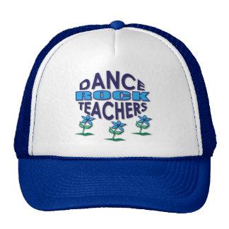 Regalos del profesor de la danza gorras