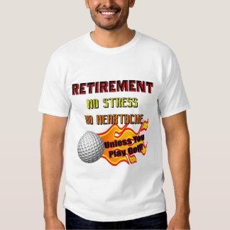 Regalos del retiro y camisetas del retiro camisas
