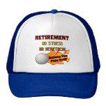 Regalos del retiro y camisetas del retiro gorras de camionero