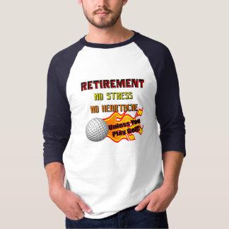 Regalos del retiro y camisetas del retiro polera