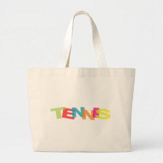 Regalos del tenis del personalizar usted mismo bolsas
