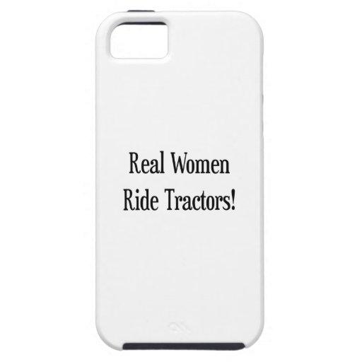 Regalos del tractor de los tractores del paseo de iPhone 5 Case-Mate protector