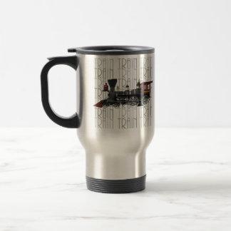 Regalos del tren taza de café