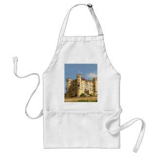 Regalos del turista de Alemania del castillo de Ho Delantales