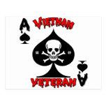 Regalos del veterano de Vietnam 68-69 Tarjetas Postales