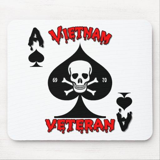 Regalos del veterano de Vietnam 69-70 Alfombrillas De Raton