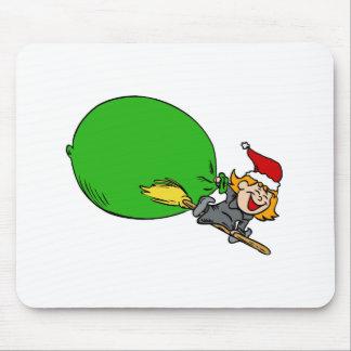 regalos del yule alfombrilla de raton