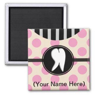 Regalos dentales del diseño del diente imanes para frigoríficos