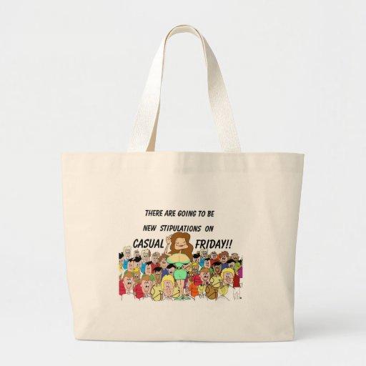 regalos divertidos bolsas lienzo
