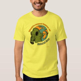 Regalos divertidos de las camisetas el Farting Camisas