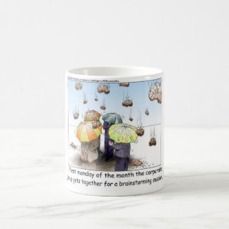 Regalos divertidos de las tarjetas de las tazas de