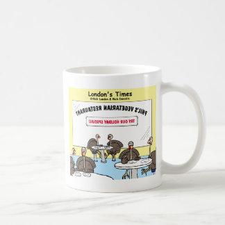 Regalos divertidos del dibujo animado raro taza