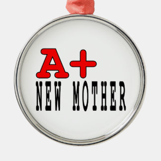 Regalos divertidos para las nuevas mamáes: A+ Nuev Ornamentos Para Reyes Magos