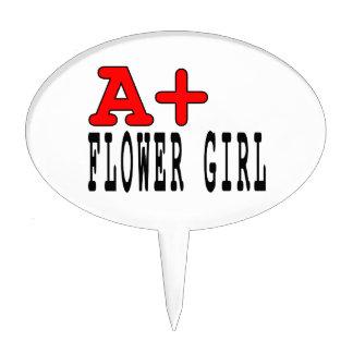 Regalos divertidos para los floristas: A+ Florista Palillos De Tarta