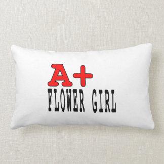 Regalos divertidos para los floristas: A+ Florista Almohadas