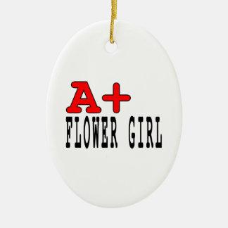Regalos divertidos para los floristas: A+ Florista Adornos De Navidad