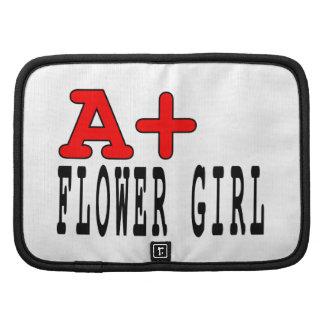 Regalos divertidos para los floristas: A+ Florista Planificador