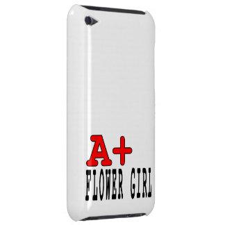 Regalos divertidos para los floristas: A+ Florista Barely There iPod Protectores