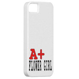 Regalos divertidos para los floristas: A+ Florista iPhone 5 Coberturas