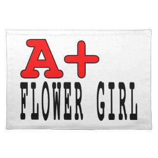 Regalos divertidos para los floristas: A+ Florista Mantel