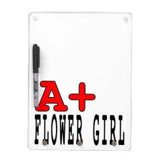 Regalos divertidos para los floristas: A+ Florista Pizarra