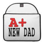 Regalos divertidos para los nuevos papás: A+ Nuevo Fundas Para Macbook Pro