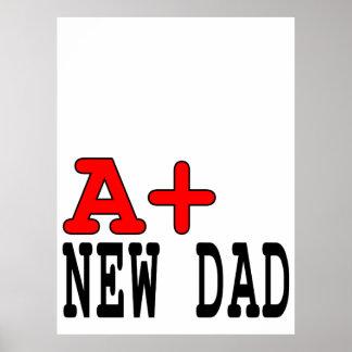 Regalos divertidos para los nuevos papás A+ Nuevo Impresiones