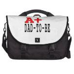 Regalos divertidos para que papás sean: A+ Papá a  Bolsa Para Ordenador