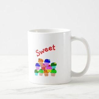 """Regalos """"dulces"""" de los amantes de la magdalena tazas de café"""