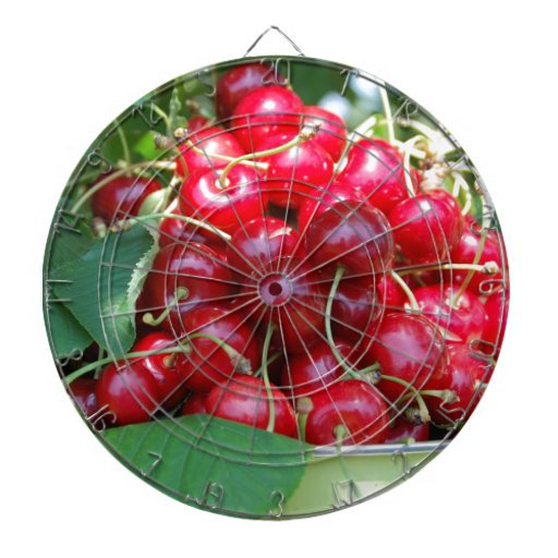 Regalos dulces del destino del postre de las cerez