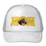 Regalos ecuestres del día de madres de la mamá gorras de camionero