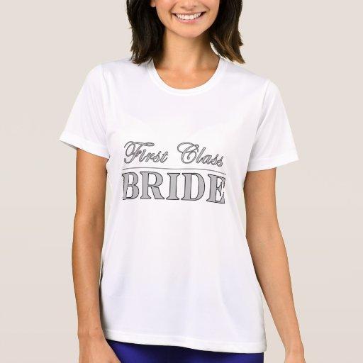 Regalos elegantes de las novias de la diversión: N Tshirts