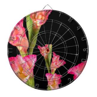 Regalos elegantes florales del ramo rosado exótico